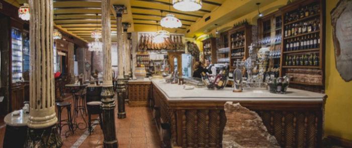 Restaurante Mirador del Arco Cuchilleros, para el mejor jamón