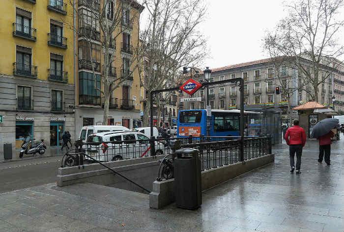 La Latina, uno de los barrios que inspiran a Joaquín Sabina