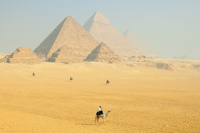 Viaje a Egipto con crucero por el Nilo