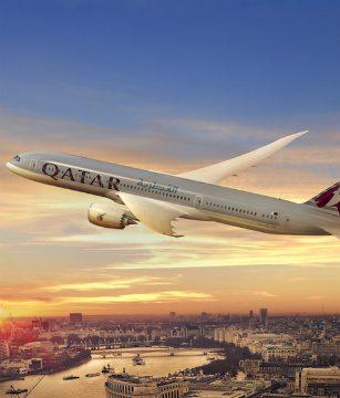 vuelos baratos de Qatar Airways