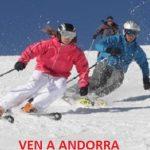 hoteles con forfait en Andorra