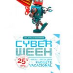 cyberweek paquetes vacaciones