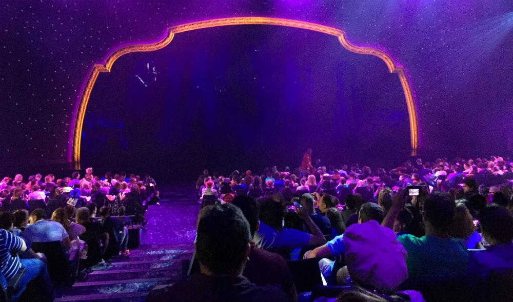 Animagique Theater Disneyland Paris