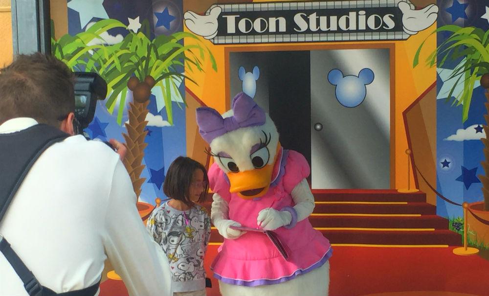 Toon Studios Disneyland Paris