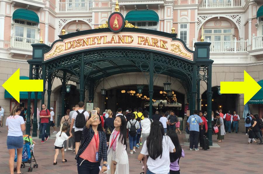 evitar colas en Disneyland París