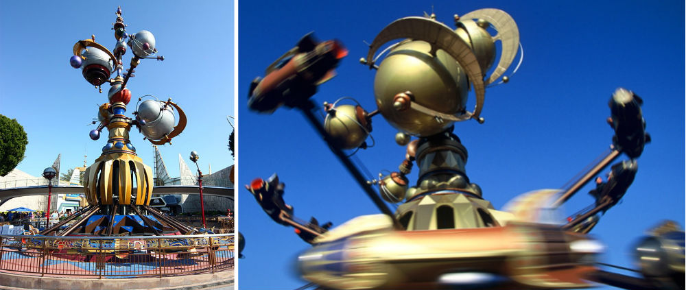 orbitron disneyland paris