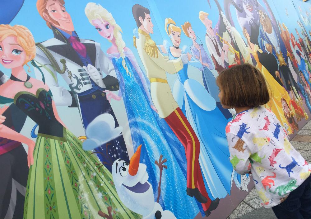 atracciones de Disneyland París para niños