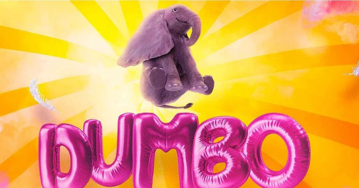 Dumbo el musical en Madrid