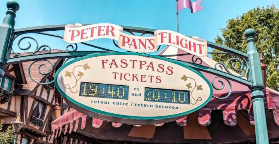 fast pass paris
