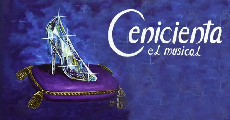 entradas musical Cenicienta Madrid